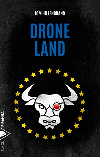 Drone Land par [HILLENBRAND, Tom]