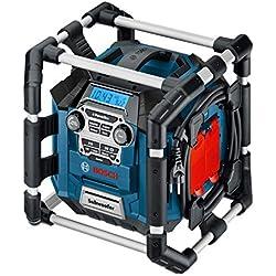 Bosch 0 601 429 700 Radio portable Noir, Bleu, Gris, Rouge