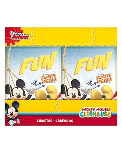 Disney Mickey Set de 2 libretas