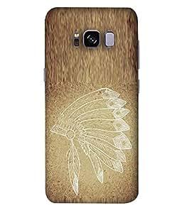 FUSON Designer Back Case Cover for Samsung Galaxy S8 :: Samsung Galaxy S8 Duos :: Samsung Galaxy S8 G950F G950 G950FD G950U G950A G950P G950T G950V G950R4 G950W (Grey Background Love Daimonds Valentines Crazy gift arts)
