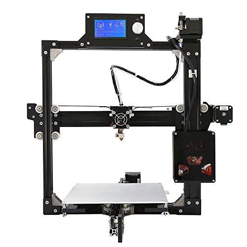 Anet Alta precisión Impresora 3D I3 Auto Montaje de Bricolaje,con Pan