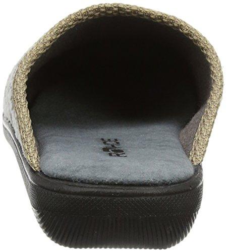 Rohde 4310, Pantofole Donna Beige (Leinen)
