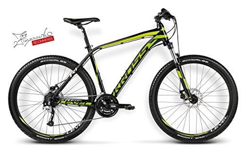 Kross Bicicletta Bike MTB Mountainbike Level R1 Alluminio Sospesione Anteriore Shimano 27,5
