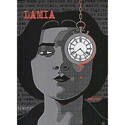 Lamia (Sillón Orejero) Finalista Premio Mandarache 2019