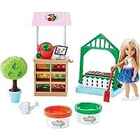Barbie Chelsea Bahçede Oyun Seti (FRH75)