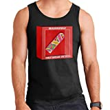 Back to The Future Hoverboard Break In 2015 Men's Vest