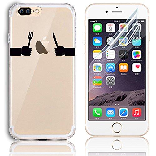 Cover iphone 7 plus, Custodia iphone 7 plus, Sunroyal® [Protezione