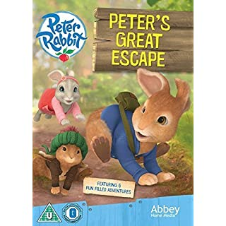 Peter Rabbit - Peter's Great Escape [DVD]