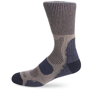 bridgedale men's active light hiker socks