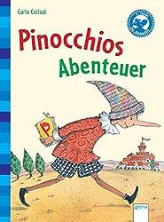 Pinocchios Abenteuer: Der Bücherbär. Klassiker für Erstleser