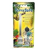 JBL TerraSafe 61516 Terrarienschloss für alle Glasscheiben mit 3-6 mm Stärke, Inkl. 2 Schlüssel