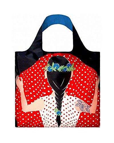 shing Girl Bag - Einkaufstasche (Plastic Beach Tote)