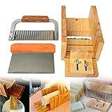 Yongse Seifenform Loaf Cutter Adjustable Holz und Beveler Planer Cutting