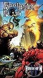 House Of M: Fantastic Four/Iron Man TPB (Graphic Novel Pb)