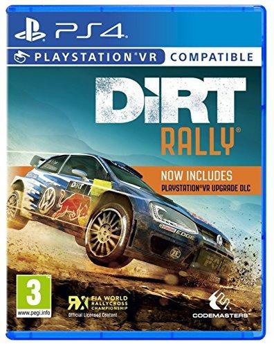 Preisvergleich Produktbild DIRT Rally Playstation VR : Playstation 4 ,  ML
