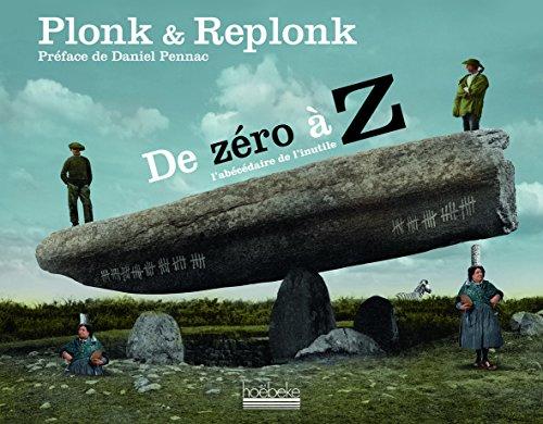 De zéro à Z,  l'abécédaire de l'inutile