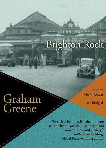 Brighton Rock by Graham Greene (2011-03-01)