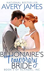 The Billionaire's Temporary Bride (Scandal, Inc Book 3) (English Edition)