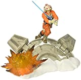 Star Wars The Black Series Centerpiece Luke Skywalker Statue Figura
