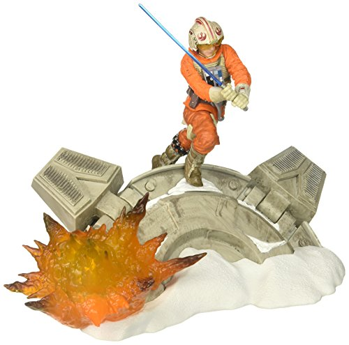 Star Wars The Black Series Centerpiece Luke Skywalker Statue Figure
