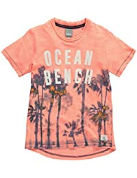 Bench Jungen T-Shirt Palm Ocean Tee