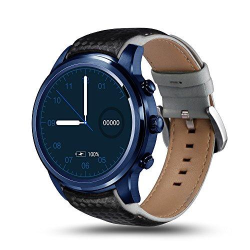 LEM5 Pro Smartwatch Android 5.1 Quad Core 1.3GHz 2GB / 16GB 2G / 3G Smartwatch Pedometro WiFi Bluetooth Nano SIM WIFI GPS (LEM5...