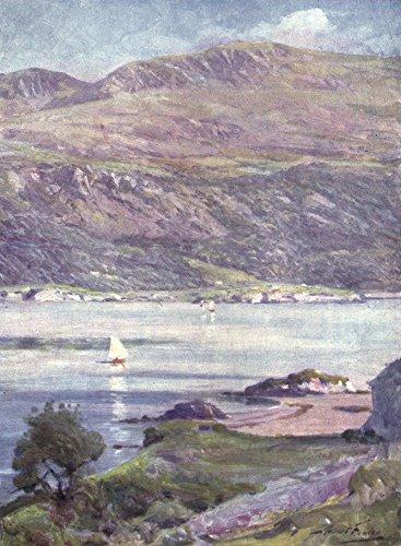 Fowlers Bay (The Poster Corp Robert Fowler - Beautiful Wales 1905 Cardigan Bay Kunstdruck (60,96 x 91,44 cm))