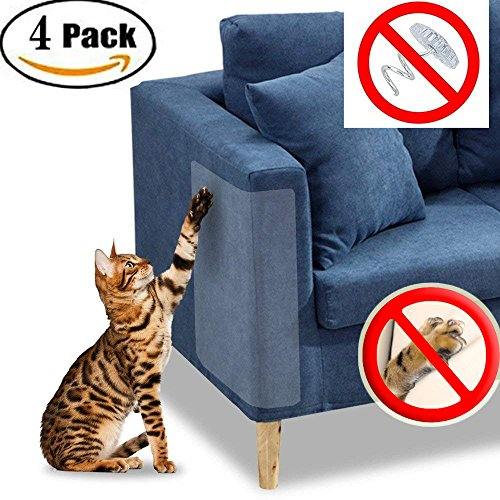 Cat Scratch Guard Möbelschutz - Vier Guards Pro Paket - (18,5