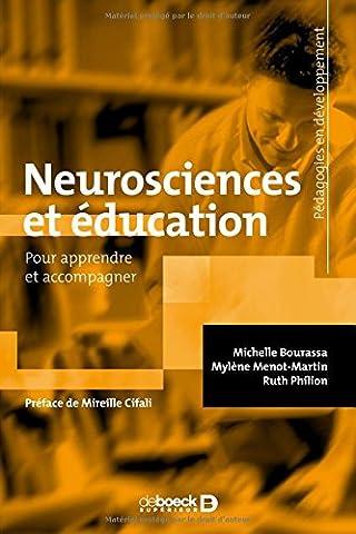 Neurosciences et éducation, Pour apprendre et
