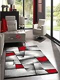 Tapis salon design BRILLANCE ULTIMATE Tapis Moderne par Unamourdetapis 110x60...