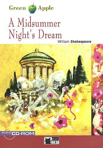 Midsummer Night's Dream+cdrom (Green Apple) - New Green Apple