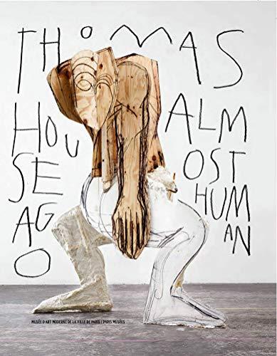 Thomas Houseago, Almost Human : Musée d'art moderne de la ville de Paris par  Olivia Gaultier
