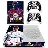 #4: Elton fifa 18 Theme 3M Skin Sticker Cover for Xbox One Console, Kinect & Controllers