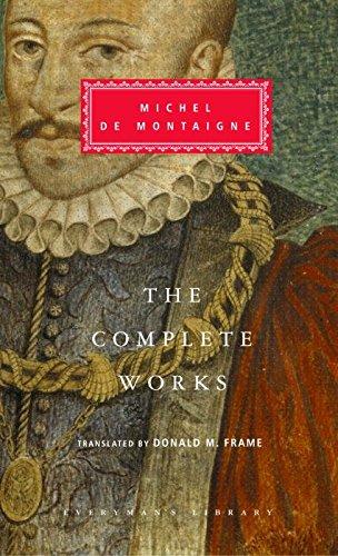 [Complete Works, the] (By: Michel de Montaigne) [published: April, 2003]