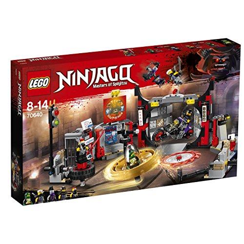 LEGO 70640 Ninjago S.O.G. Headquarters