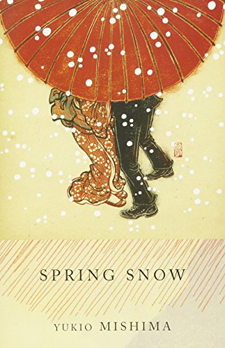 Spring Snow (The Sea of Fertility)