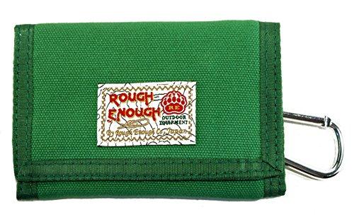 Rough Enough Verde Vintage Mini Kids Tela portafoglio