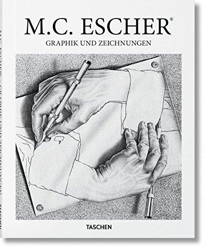 M. C. Escher. Grafik und Zeichnungen (Escher-zeichnung)