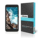 Kaira 0.3mm Premium Anti Explosion Tempered Glass, 9H Hardness Ultra Clear, Anti-Scratch, Bubble Free, Anti-Fingerprints & Oil Stains Coating for Kult Beyond