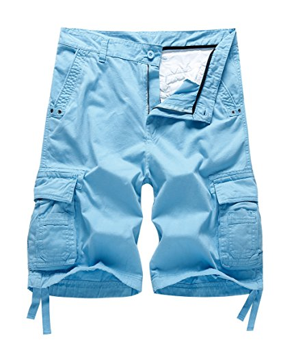 Madhero Herren Short Medium Blau