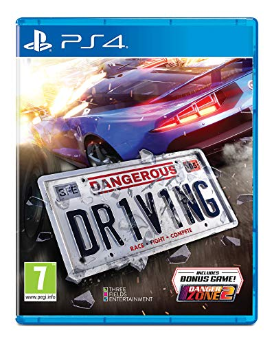 Dangerous Driving - PlayStation 4 (PS4) Best Price and Cheapest