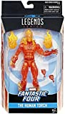 Marvel Fantastic Four Legends The Human Torch Exclusive Action Figure
