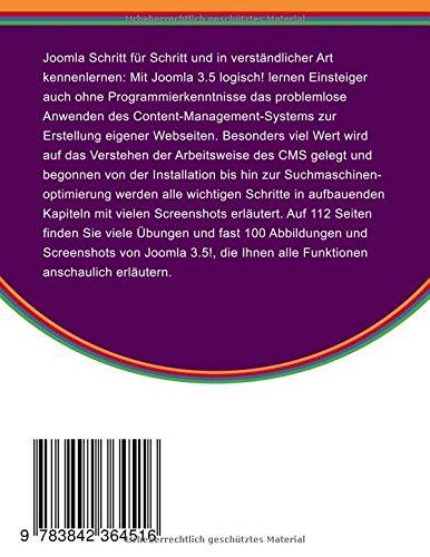 Joomla 3.5 logisch!: Einfache Webseitenerstellung ohne Programmierkenntnisse - 2