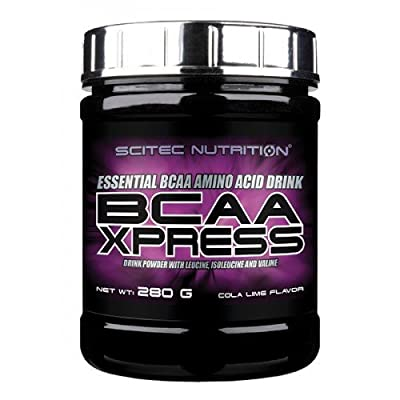 Scitec Nutrition BCAA Xpress 280g Amino Acid Drink 40 Servings from Scitec Nutrition