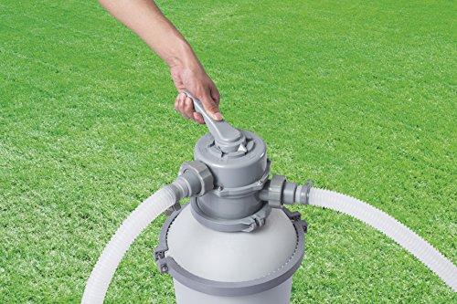 Bestway Flowclear SandFilterpumpe, 2.006 l/h - 2