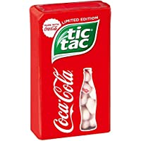 Tic Tac Coca Cola Limited Edition