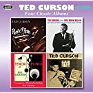 Four Classic Albums by TED CURSON