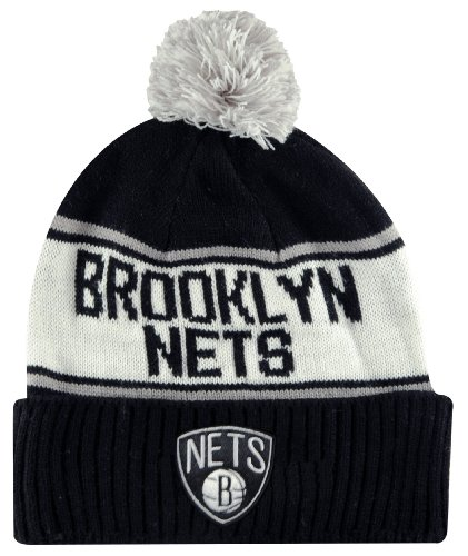 Mitchell And Ness - Bonnet Homme Brooklyn Nets Word