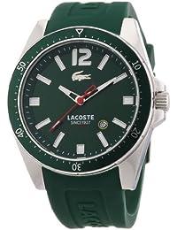 b7cc2cb302e4 Lacoste 2010663 - Reloj analógico de Cuarzo para Hombre con Correa de  Silicona