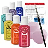 Farbstark Bodypainting Farben - hautfreundliche Körperfarbe in Profi Qualität